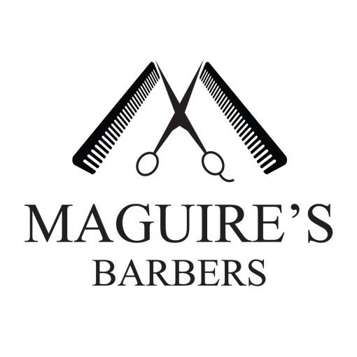 Maguire's Barbers logo