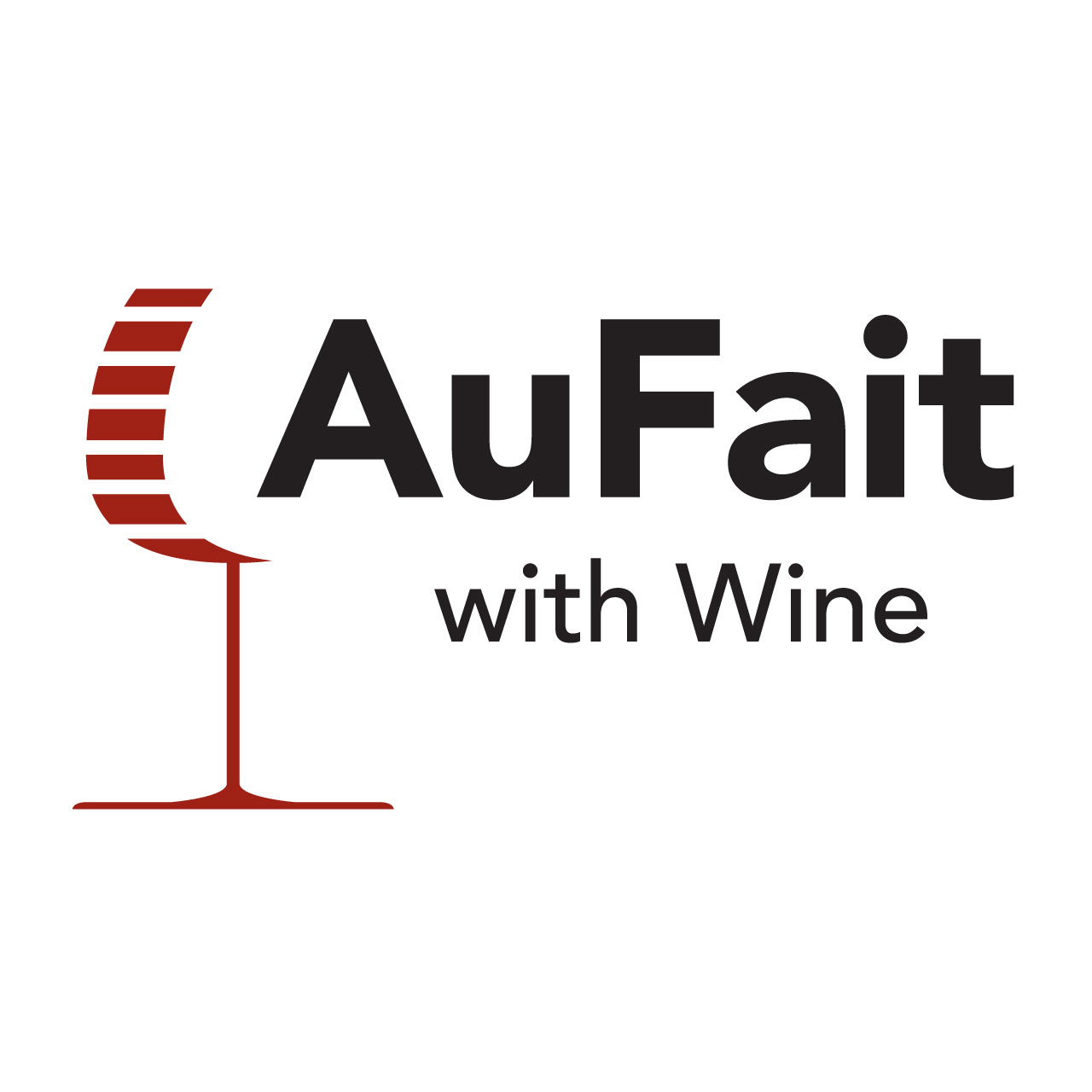 AuFait with Wine logo