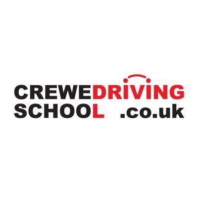 Crewe Driving School logo