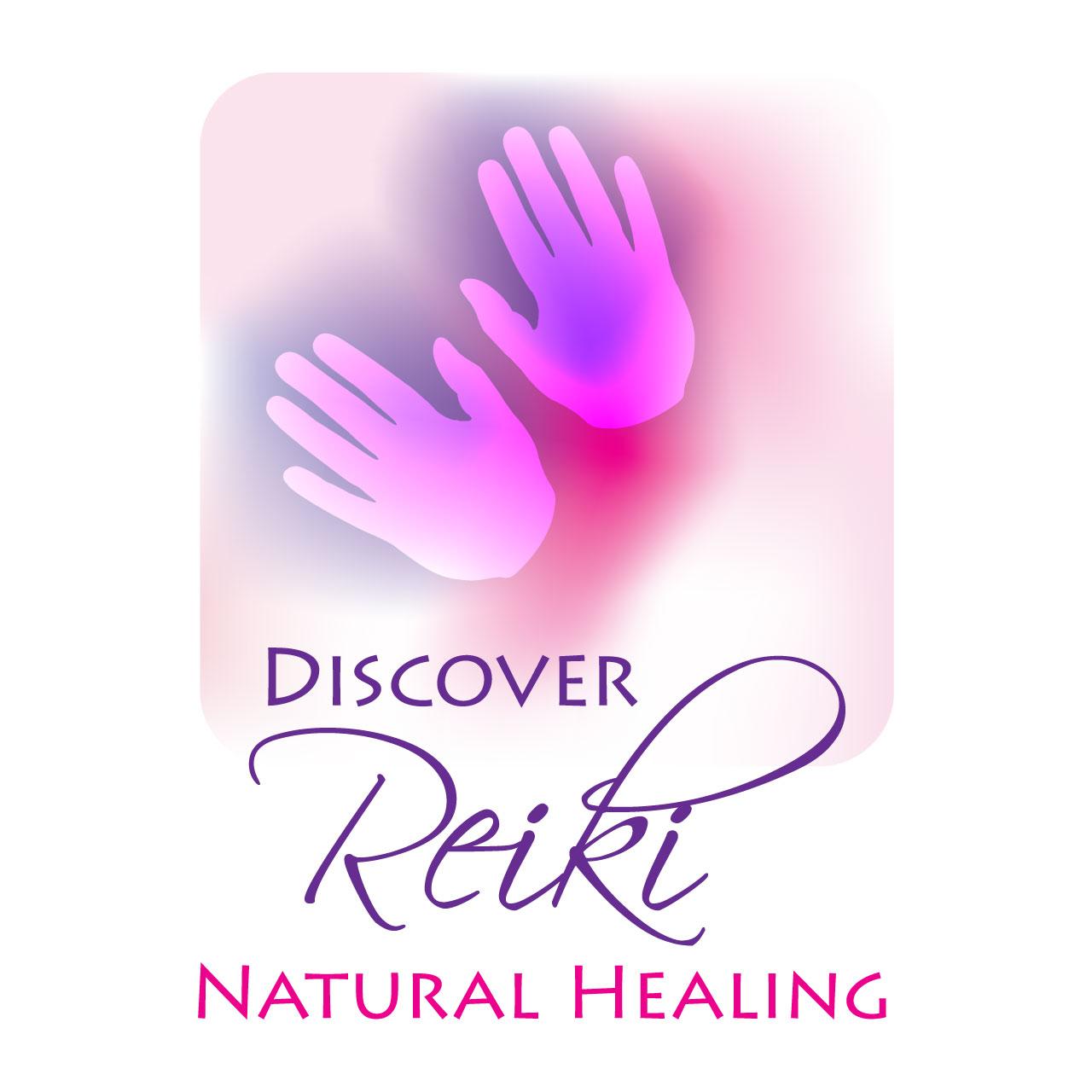 Discover Reiki logo