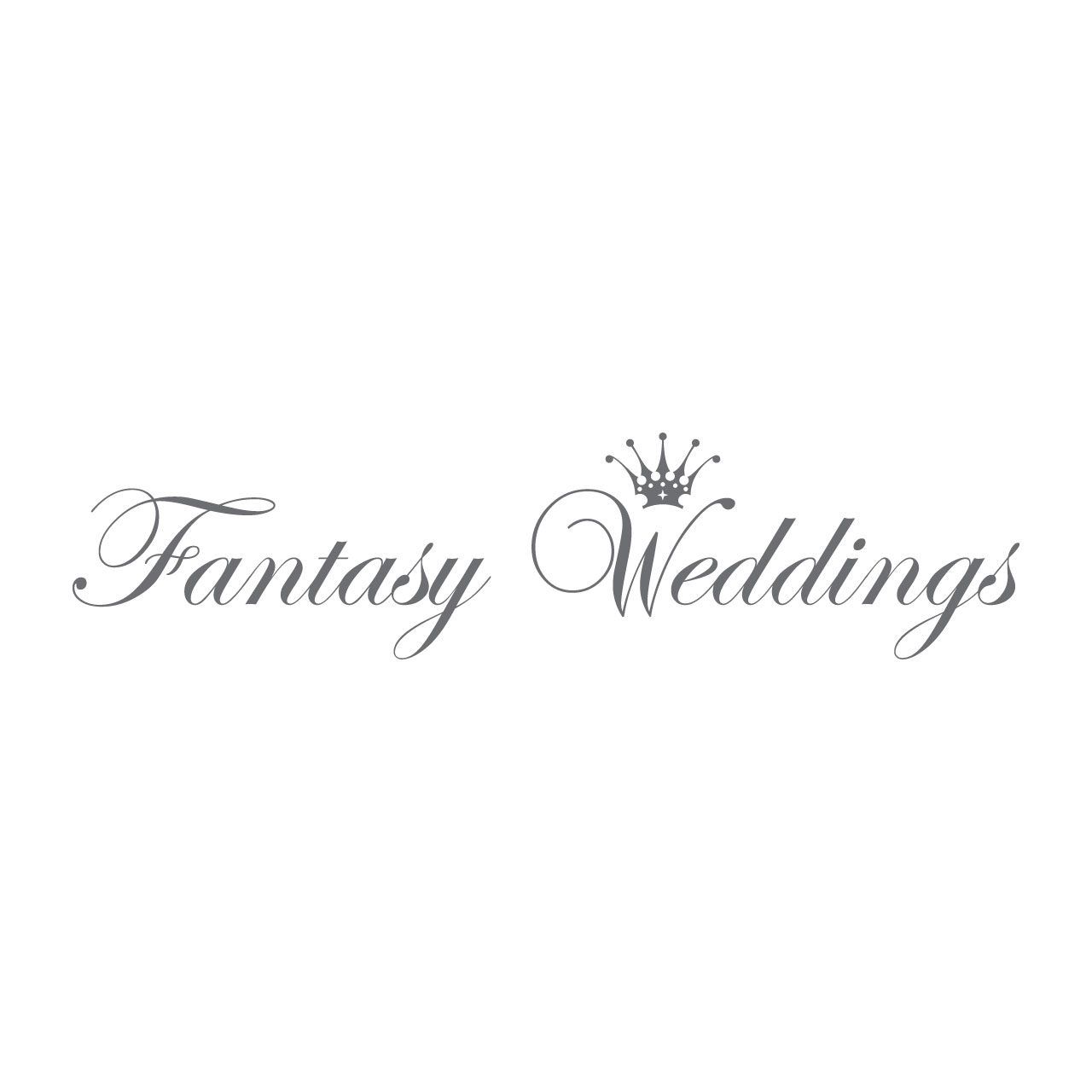 Fantasy Weddings logo