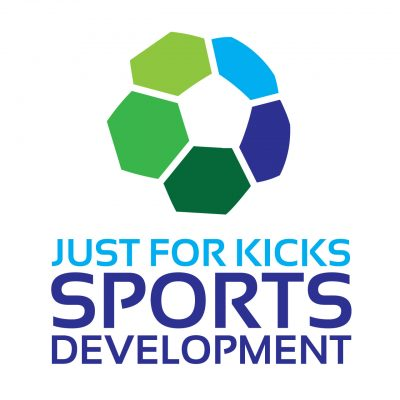 Just for Kicks Sports Development logo