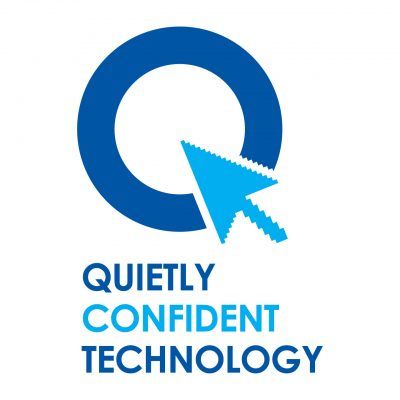 Quietly Confident Technology logo