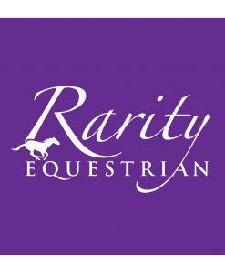 Rarity Equestrian logo design