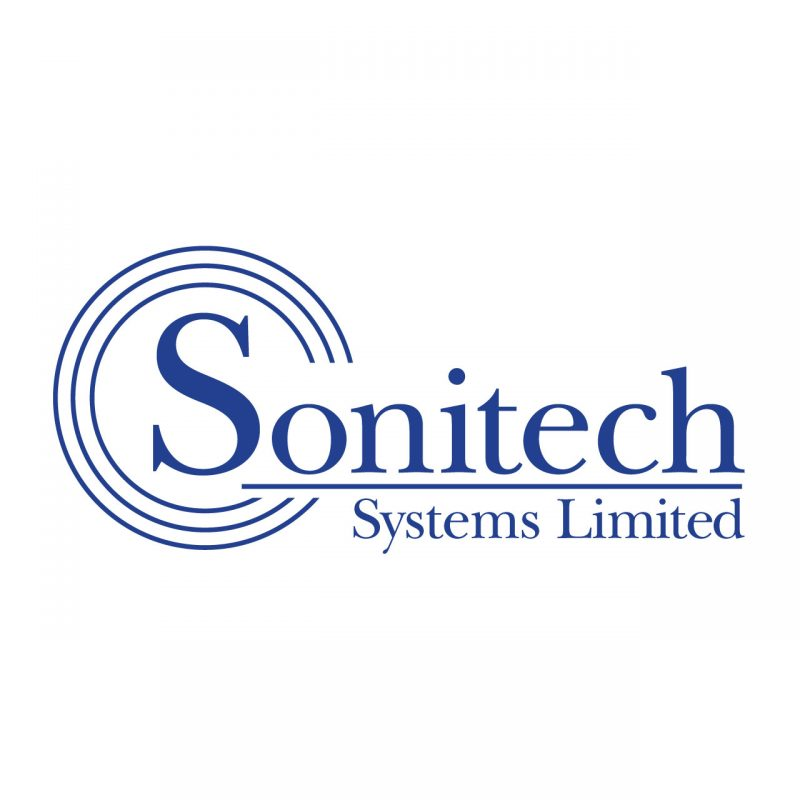 Sonitech Sytems old logo looked dated