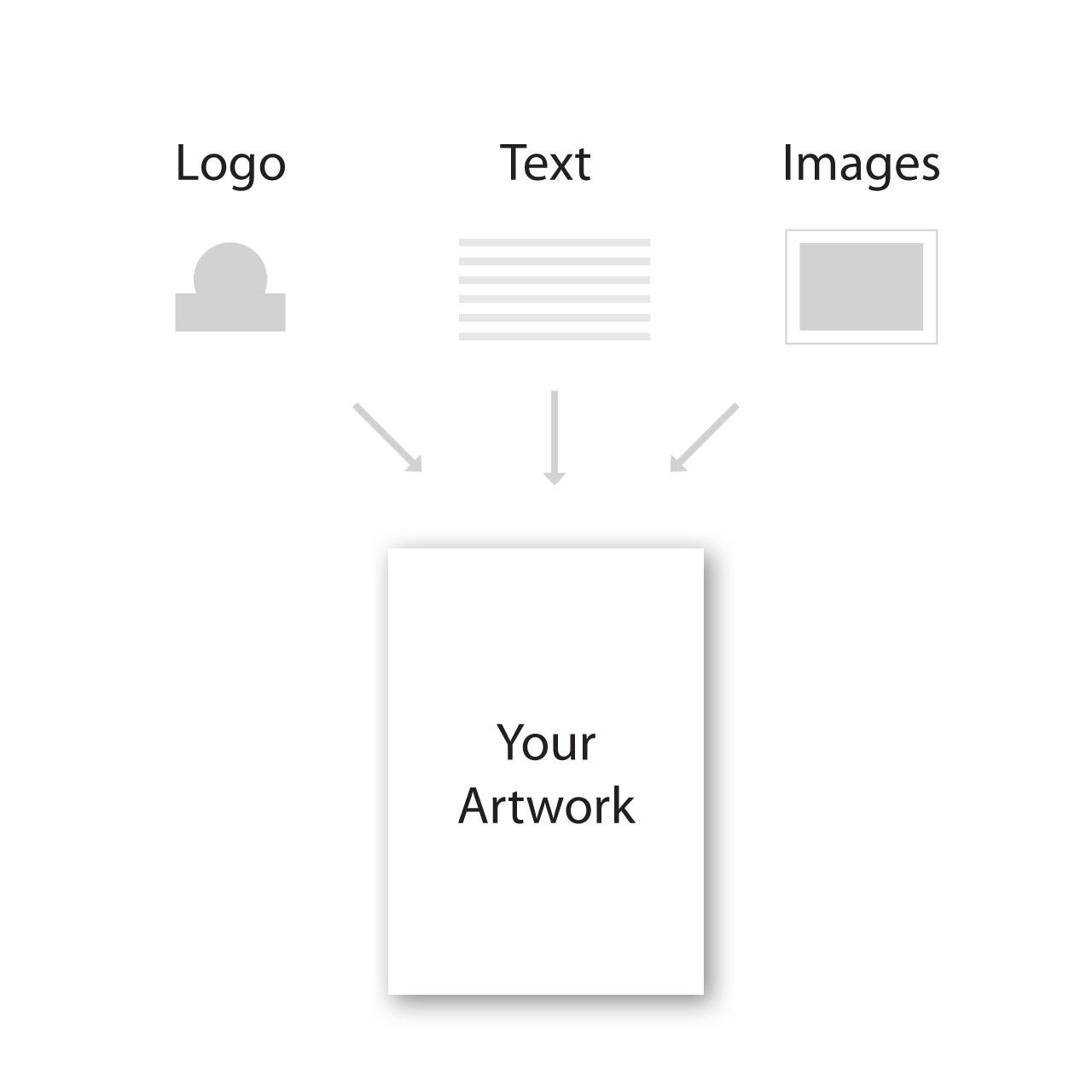 Artwork graphic design