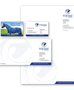 Stationery Print Package including business cards, letterheads and compliment slips