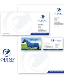 Business Starter Print Package including logo design, business cards, letterheads and compliment slips